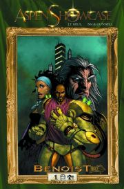 Aspen Showcase Benoist #1 Cover A Gunnell (2008) Aspen comic book